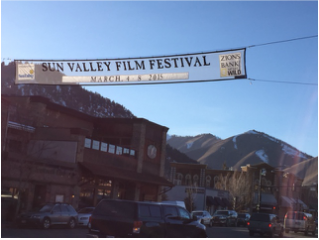 Free to Rock at the Sun Valley Film Festival