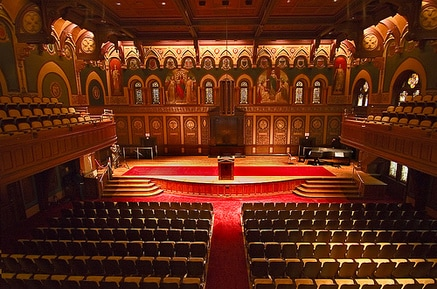 Free To Rock to premier at Georgetown University in Gaston Hall